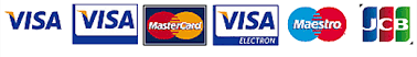 Pay by Credit Card through PayPal